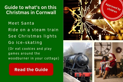 things to do in cornwall with kids Christmas 2018