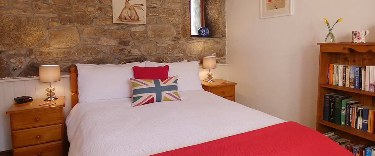 Rosemary Holiday Cottage Sleeps 2 near Looe and Liskeard