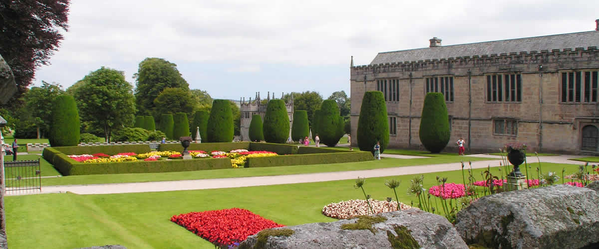 Lanhydrock House, near Bodmin (National Trust)