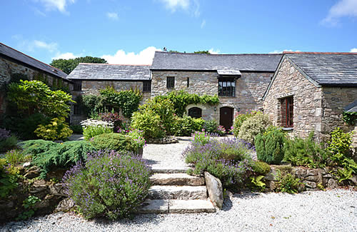 Amazing Badgers Sett Self Catering Holiday Cottages Cornwall Home Interior And Landscaping Ologienasavecom